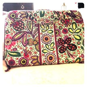 Vera Bradley laptop/iPad case